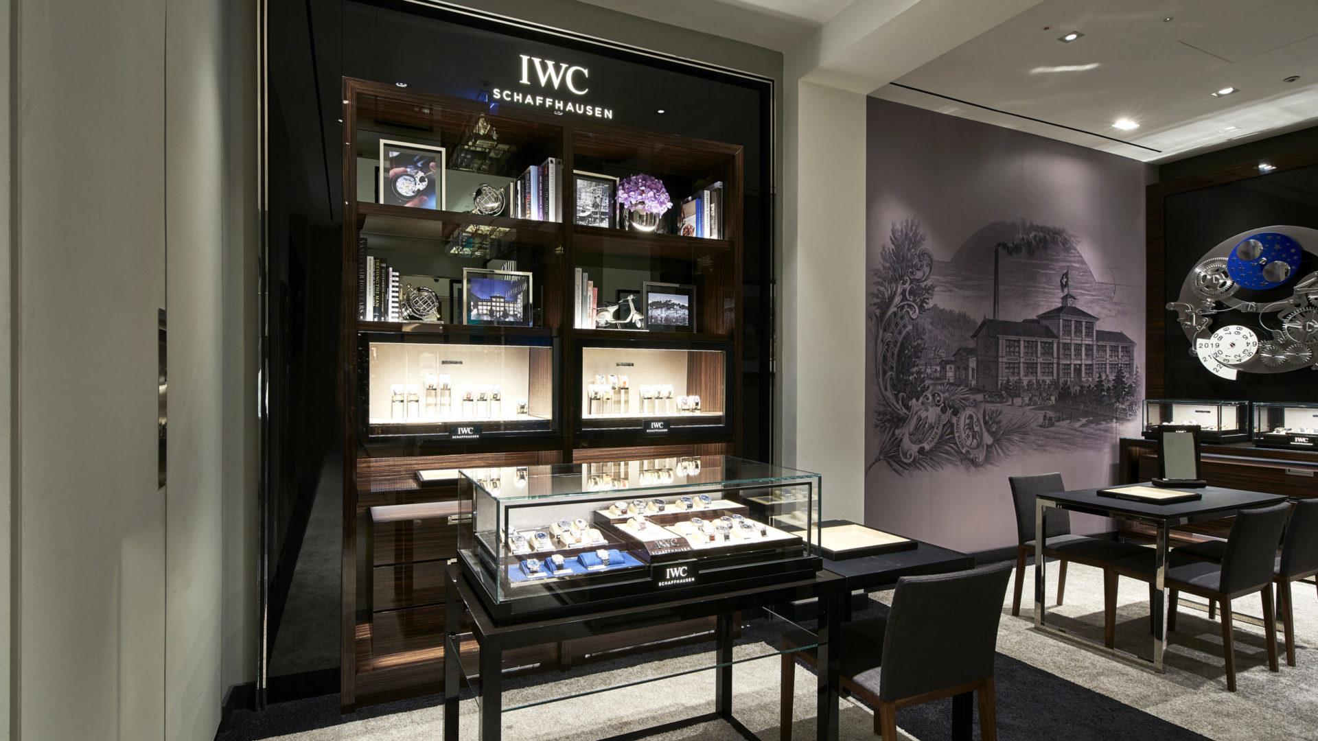 WoS Regent Street 461 IWC 50